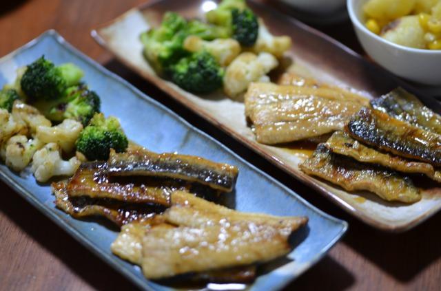 主菜■ 包丁いらず!北海道さんまのかば焼